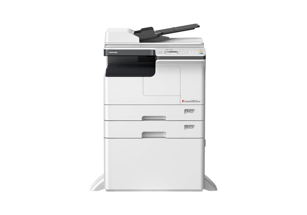 Printer, Scan, Photocopier, Multifunctional, Toshiba, e-STUDIO 2803AM, Print, Copy, OCR, Cloud, Crest, Liverpool