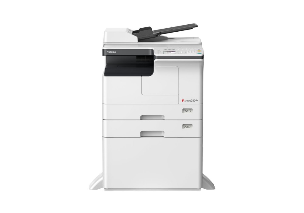 Printer, Scan, Photocopier, Multifunctional, Toshiba, e-STUDIO 2809A, Print, Copy, OCR, Cloud, Crest, Liverpool