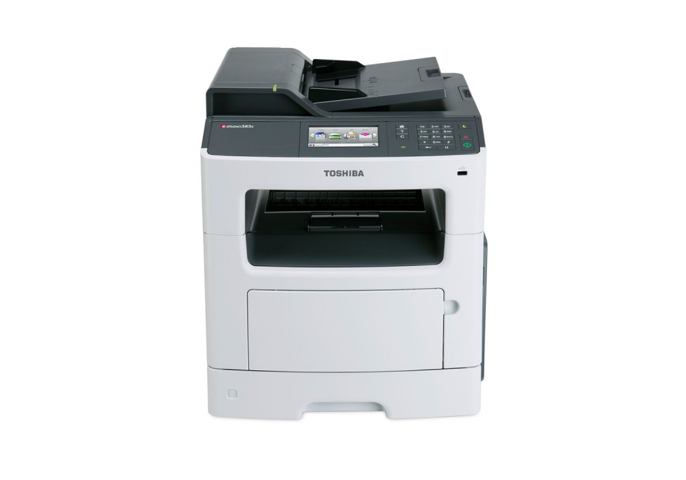 Printer, Scan, Photocopier, Multifunctional, Toshiba, e-STUDIO 385S, Print, Copy, OCR, Cloud, Crest, Liverpool