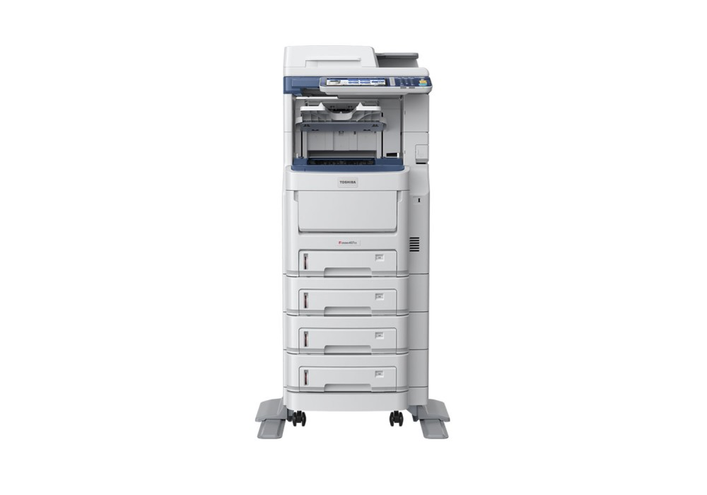 Printer, Scan, Photocopier, Multifunctional, Toshiba, e-STUDIO 407CS, Print, Copy, OCR, Cloud, Crest, Liverpool