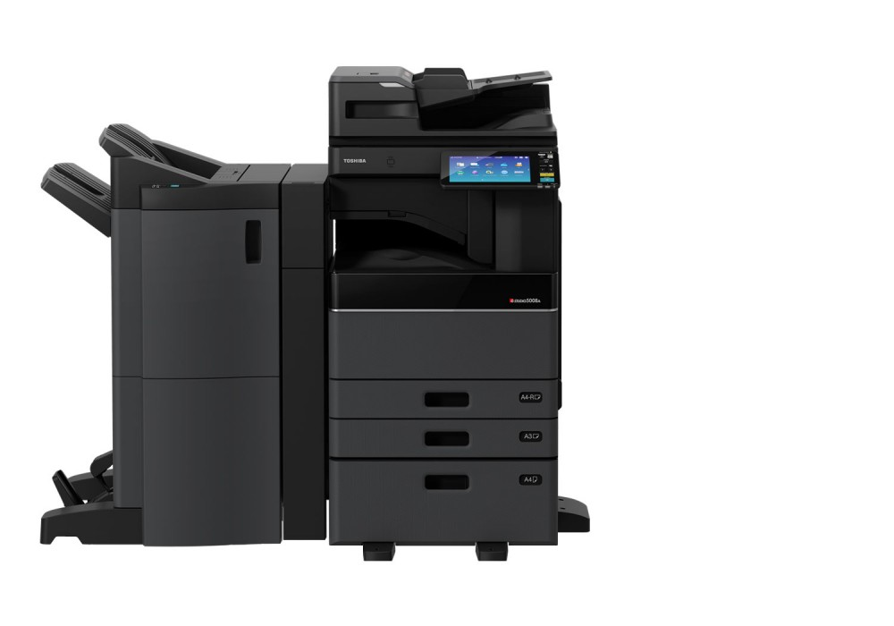 Print, Printer, Monochrome, Scan, Scanner, Mobile, OCR, Cloud, Toshiba, e-STUDIO 4508A, High-speed, Photocopier