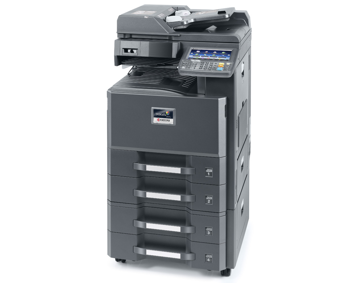 Kyocera 2551. print, copy, scan, fax, crest reprographics