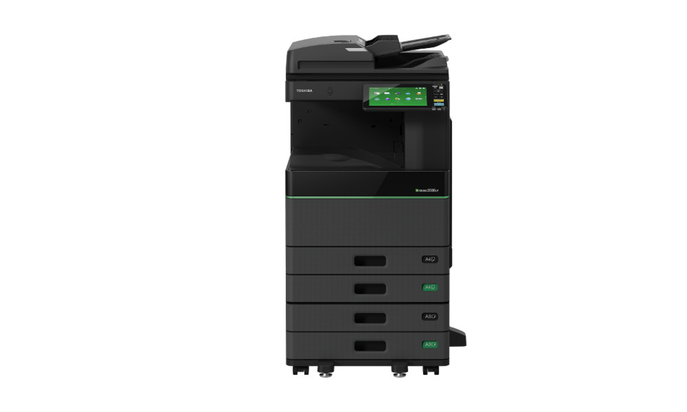 Toshiba, e-STUDIO 3508LP, Print, Copy, Scan, Green Machine, Crest Reprographics, Eco