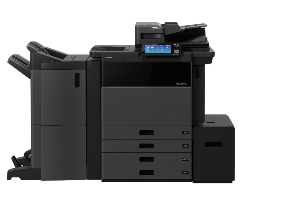 Print, Printer, Copy, Scan, Scanner, Toshiba, e-STUDIO 7506AC, mobile, cloud, OCR, Liverpool, Colour
